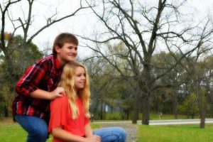 BeautifulYouth Project models Brady and Hailey