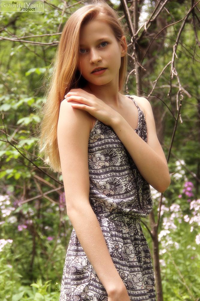BeautifulYouth model Lena