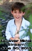 Alexander Mikhail