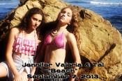 Jennifer Valeria and Tal