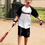 Baseball with Zach