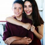 BeautifulYouth Project Models Alexader Mikhail and Jennifer Valeria